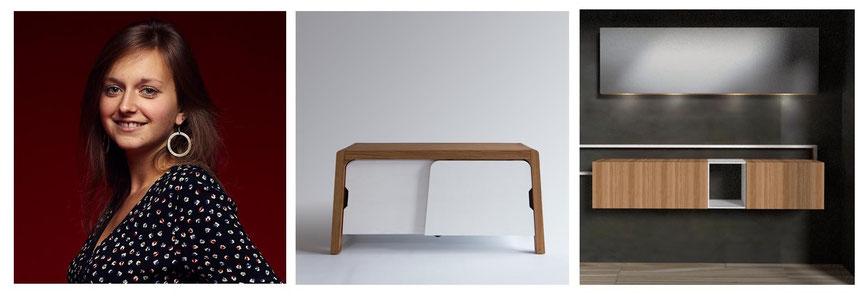 Architecte d'intérieur à Liège - Géraldine Gilson - Atelier Inside